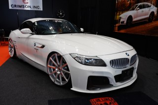 CRIMSON INC BMW Z4