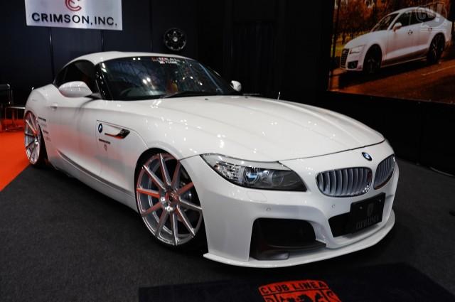 CRIMSON INC BMW Z4