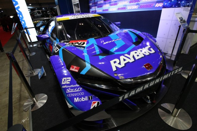RAYBRIG(スタンレー電気) RAYBRIG NSX-GT(ホンダNSX)