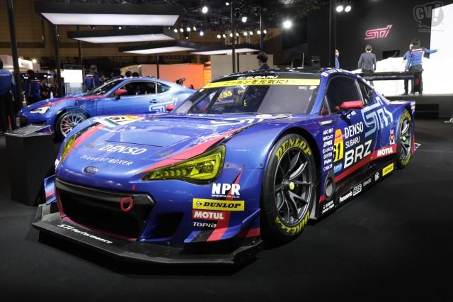 スバル/STI スバル BRZ GT300 2017