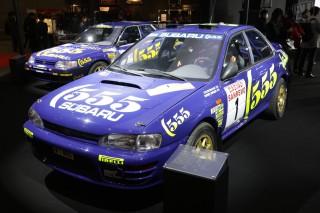スバル/STI スバル インプレッサ 555 1996 サン レモ ラリー