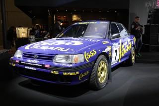 スバル/STI スバル レガシィ RS 1993 ニュージーランド ラリー