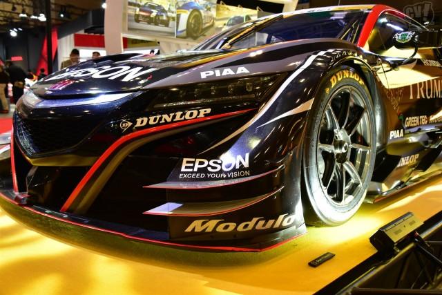 ダンロップ Epson Modulo NSX-GT(ホンダ NSX)