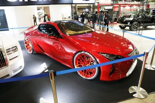 FORGIATO JAPAN LEXUS LC