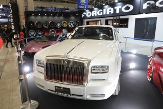 FORGIATO JAPAN Rolls Royce PHANTOM COUPE