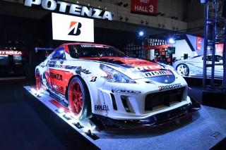 ブリヂストン Team BOSS with POTENZA Z34(装着タイヤ POTENZA RE-05D)