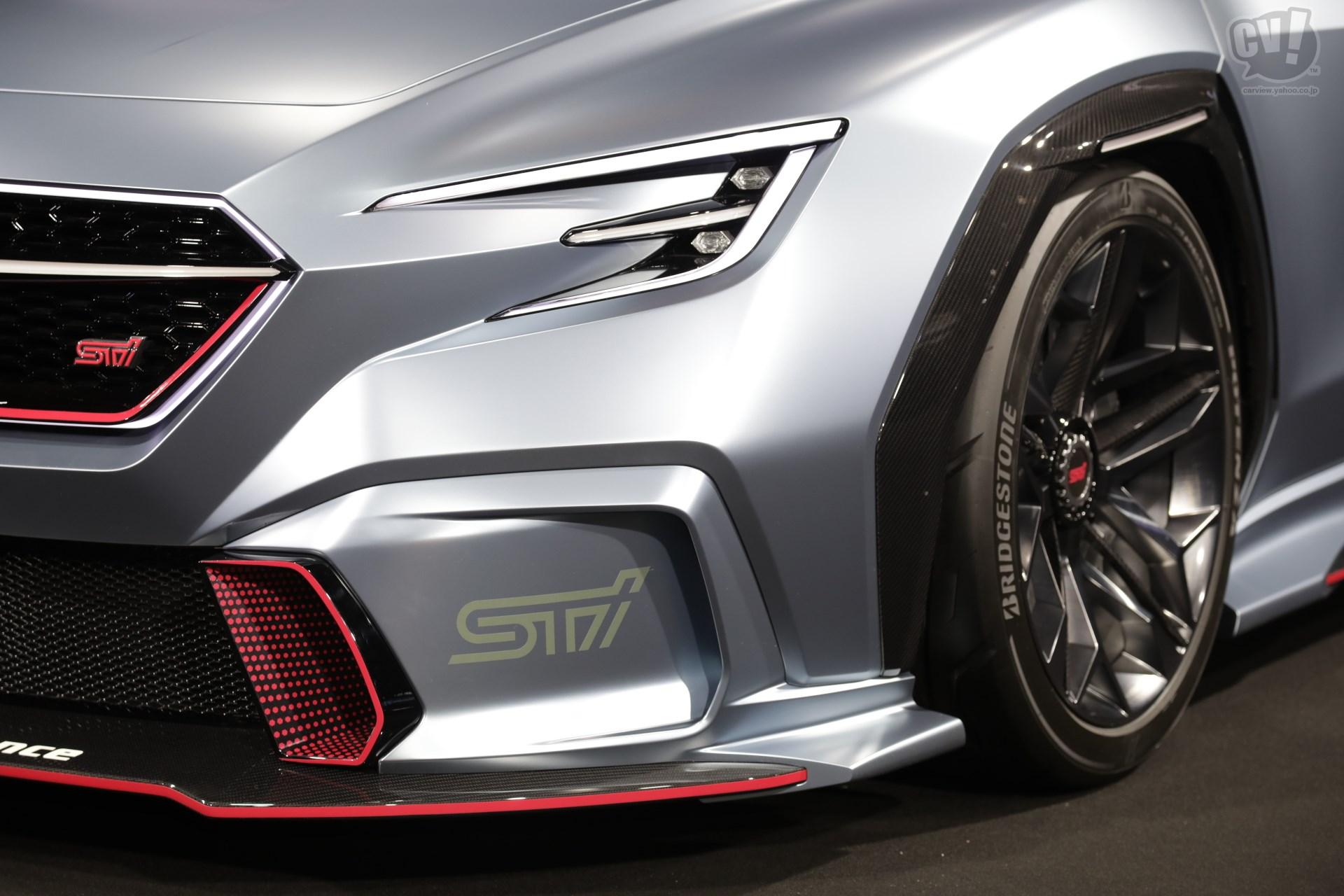 スバル/STI スバル ヴィジヴ  パフォーマンス STI コンセプト