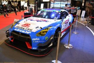 富士スピードウェイ 日産 GT-R