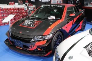 トップフューエル&ZERO-1000 TOPFUEL S660 タイプRR