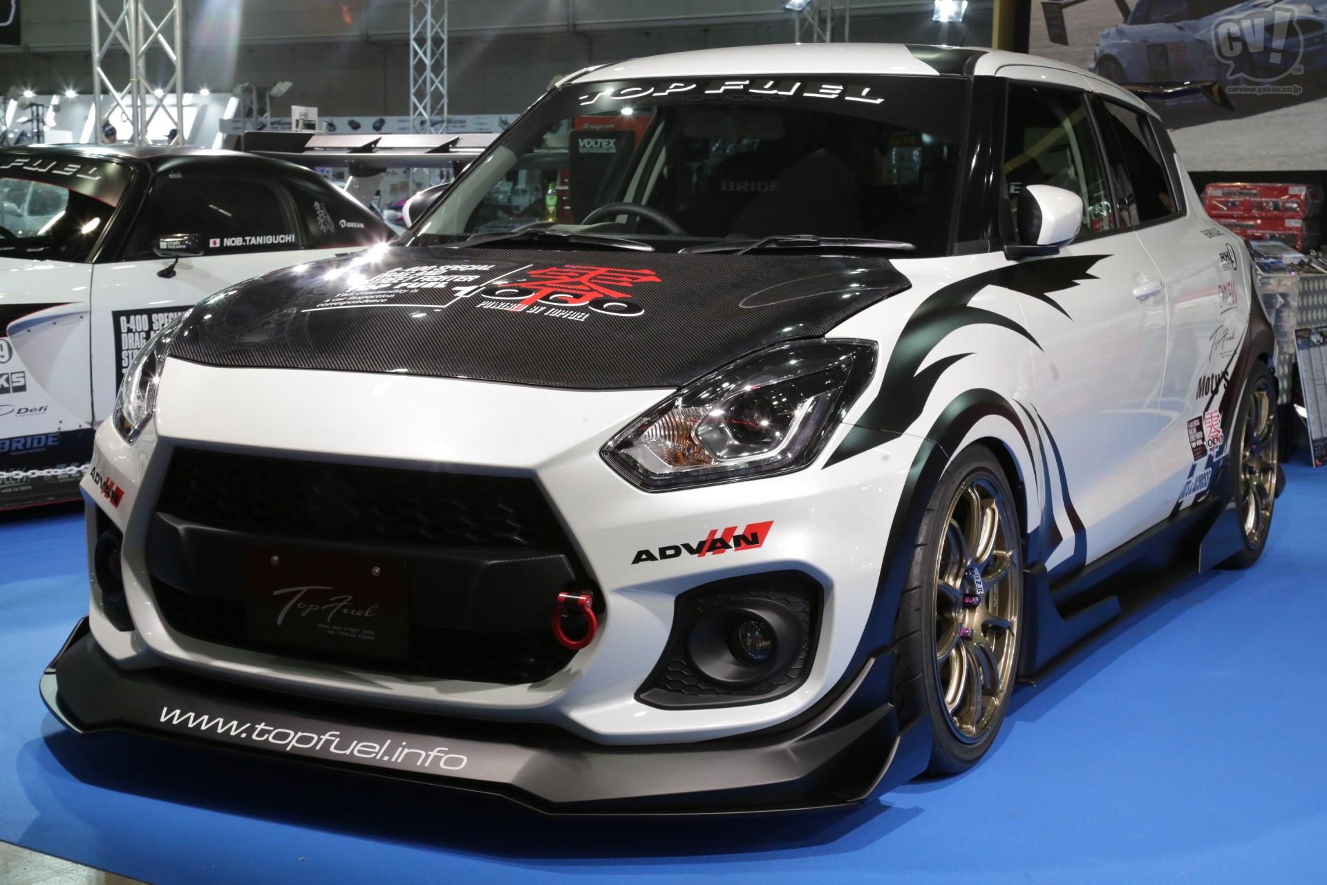 Suzuki Swift Garage