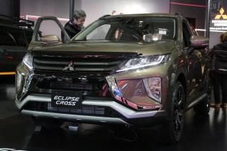 三菱自動車 エクリプス クロス フィールドアスリートコンセプト