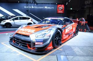 日産 MOTUL オーテック GT-R (2016年SUPER GT GT500クラス参戦車両)