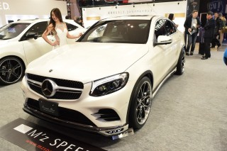 M'z SPEED LUV LINE M.Benz GLC-Class Coupe