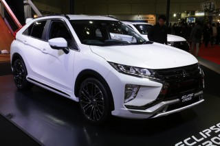 三菱自動車 エクリプス クロス プレミアムスポーツコンセプト