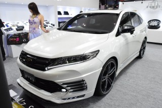 M'z SPEED LUV-LINE TOYOTA HARRIER