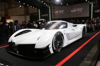 TOYOTA GAZOO Racing GRスーパースポーツコンセプト