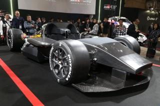TOYOTA GAZOO Racing GRスーパースポーツコンセプト(テストカー)