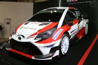 TOYOTA GAZOO Racing ヤリス WRC 2017年 参戦モデル