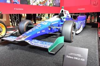 ホンダ ダラーラ DW12 26号車 (佐藤琢磨選手 優勝マシン)