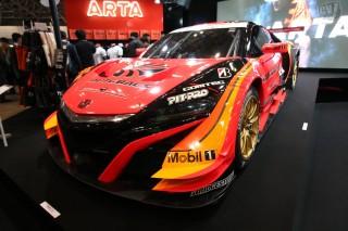 オートバックスグループ ARTA NSX-GT