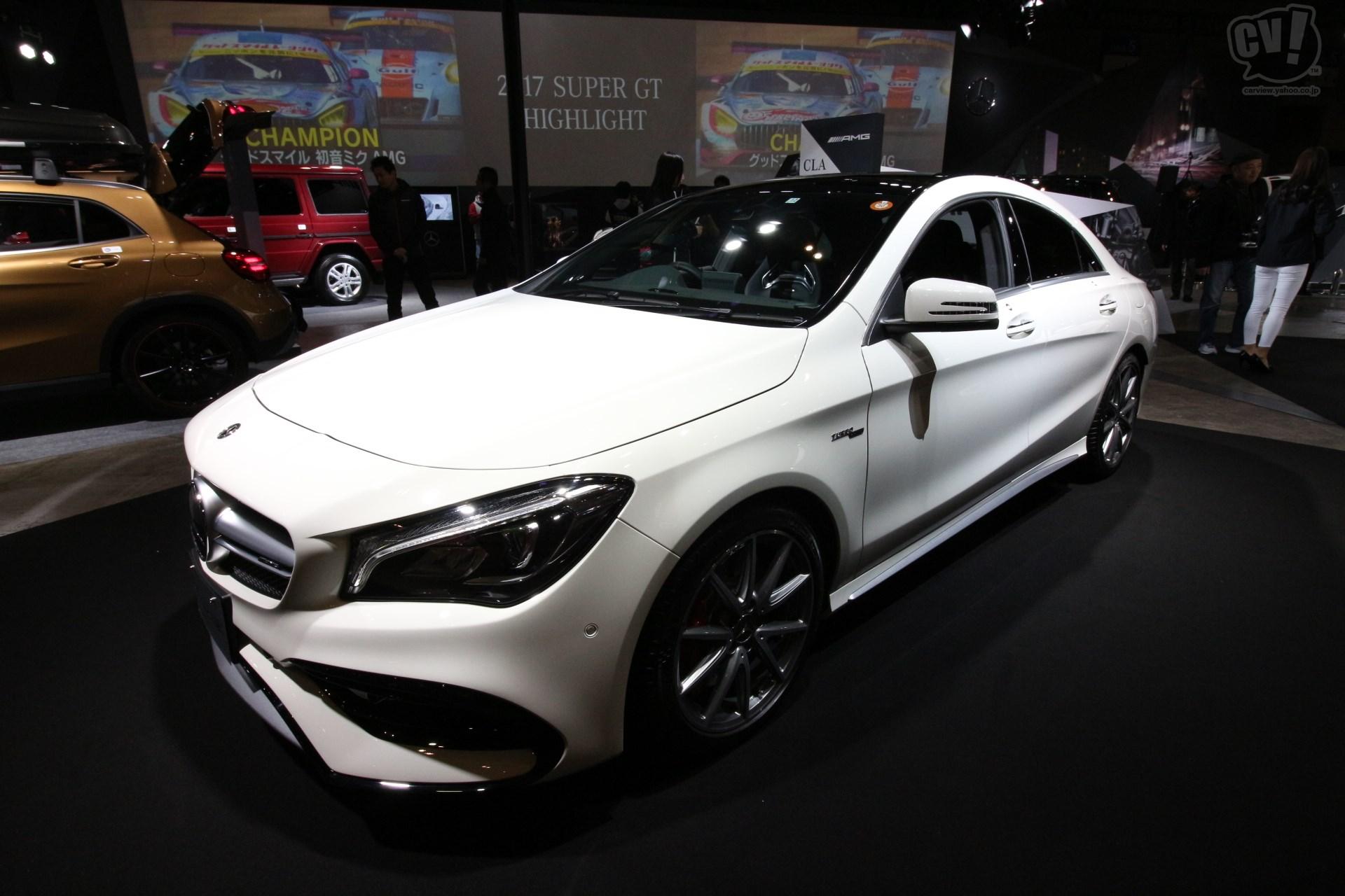 メルセデス・ベンツ Mercedes-AMG CLA 45 4MATIC