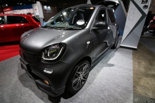 メルセデス・ベンツ smart BRABUS forfour canvas-top limited