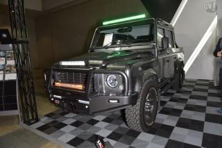 HC Japan Land Rover Defender DCPU