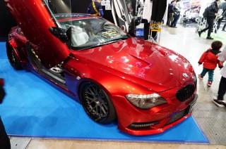 FINALKONNEXION +81 LIKE Hellaflush BMW Z4