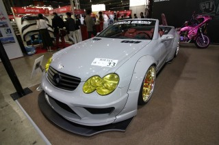 THREE-S DESIGN メルセデス・ベンツ SLSL55 AMG