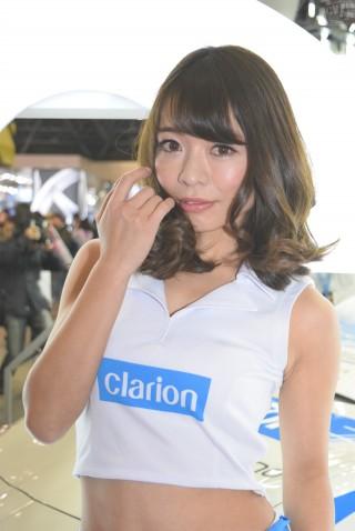 クラリオン vol.03(神崎美羽さん)