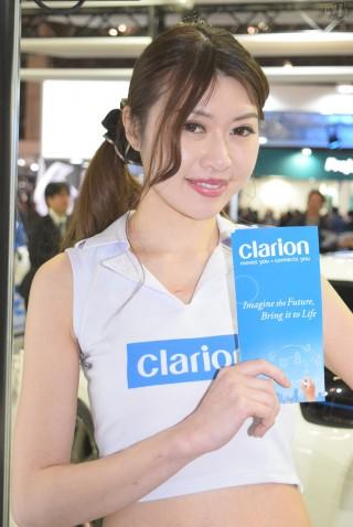 クラリオン vol.05(新井彩香さん)