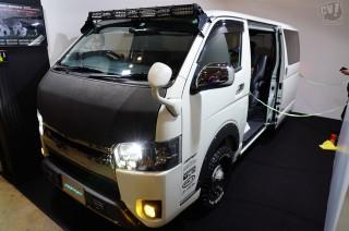 IPF トヨタ ハイエース