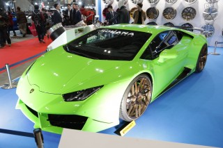 Rohana wheels JPN by Exizzle-line Co., Ltd. ROHANA WHEELS HURACAN