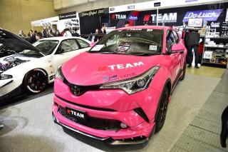 Do LuckTEAM Auto Sports トヨタ C-HR