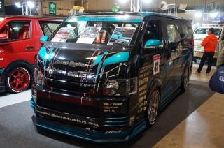 GIBSON NACS TSD Styling Bodyline Auto Bahn トヨタハイエース