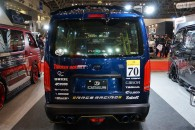 GIBSON NACS TSD Styling Bodyline Auto Bahn トヨタハイエース2