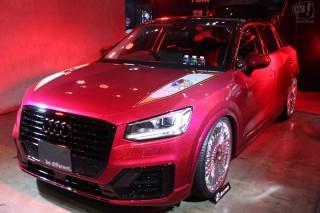 SHOWUP SIGNAL SHOWUP Audi Q2 #WOKE