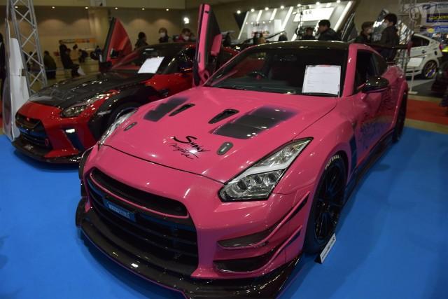 TOP SECRET GT-R Kijima