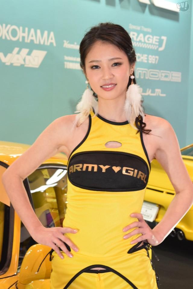 ARMY GIRL vol.5(橘香恋さん)