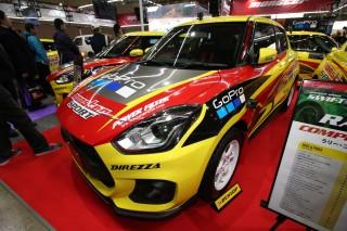 モンスタースポーツ スズキ スイフトスポーツ ラリー・コンプリートカー
