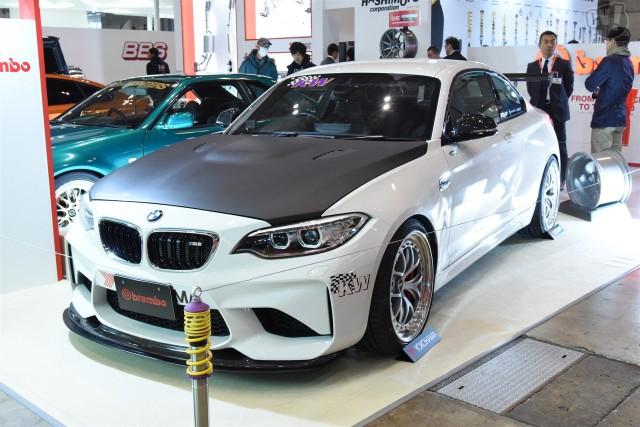 株式会社橋本コーポレーション BMW M2