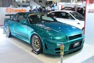 株式会社橋本コーポレーション 日産 スカイラインGT-R R34