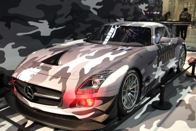 PUMA メルセデスベンツSLS AMG