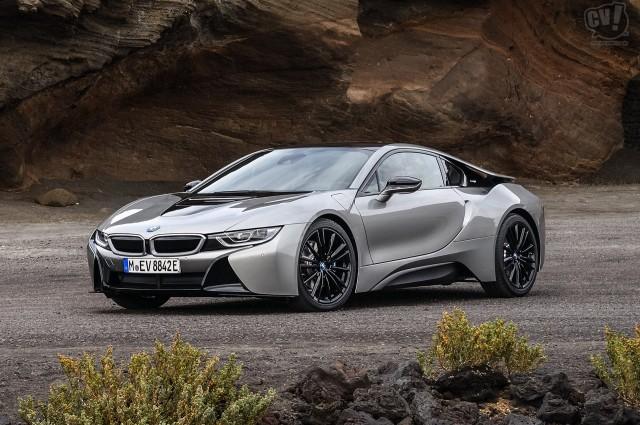 BMW i8 クーペ
