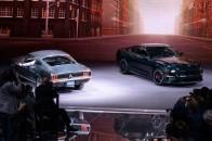 フォード マスタング ブリット