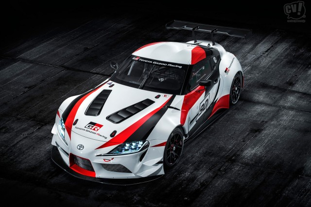 トヨタ GR スープラ レーシングコンセプト