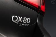 インフィニティ QX80 リミテッド