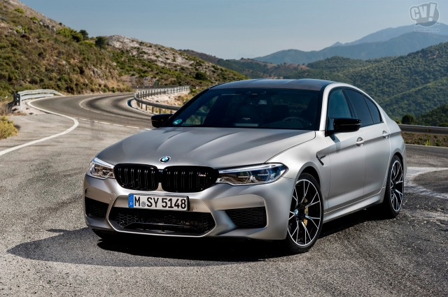 BMW M5 コンペティション