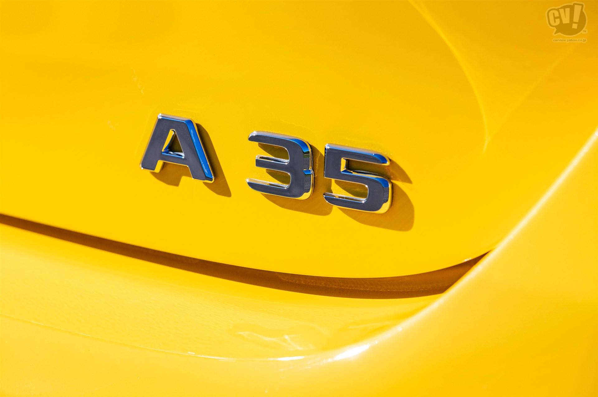 メルセデスAMG A35 4マチック
