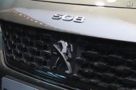 プジョー 508 SW